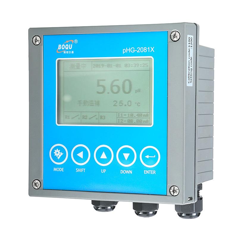 Industrial pH/ORP Meter PHG-2081X
