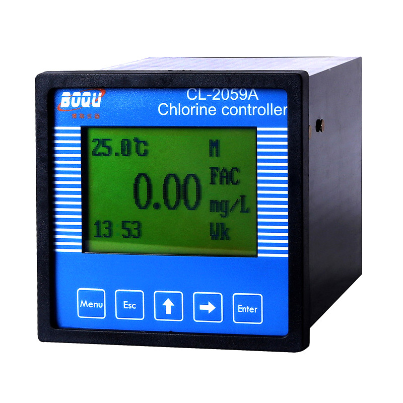 Online Residual Chlorine Analyzer CL-2059A