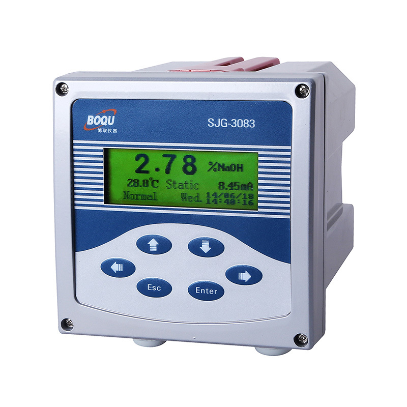 Industrial Acid Alkali Concentration Meter SJG-3083