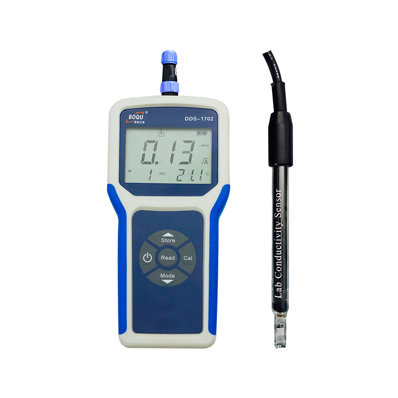Portable Conductivity Meter DDS-1702