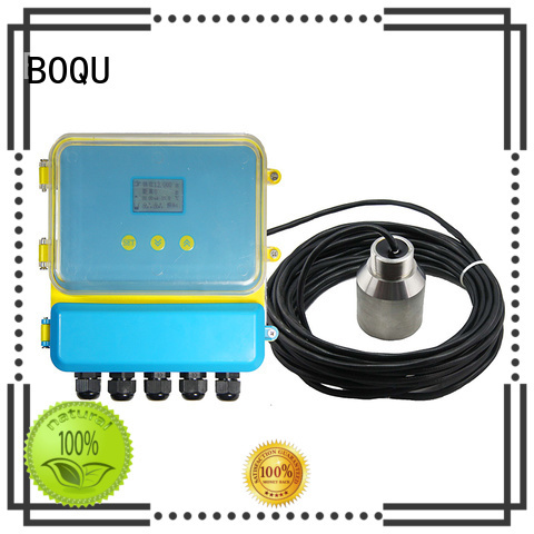 BOQU sludge interface meter from China for sewage treatment
