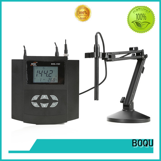 BOQU reliable benchtop dissolved oxygen meter for environmental protection sewage