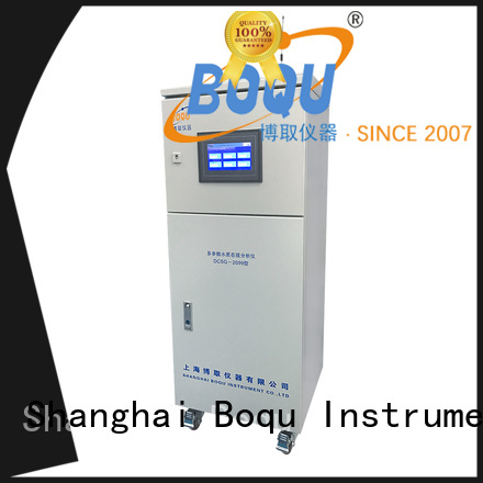 BOQU stable water quality meter manufacturer for water quality analysis