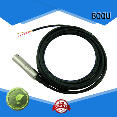 BOQU light weight pressure level sensor supplier for medicine