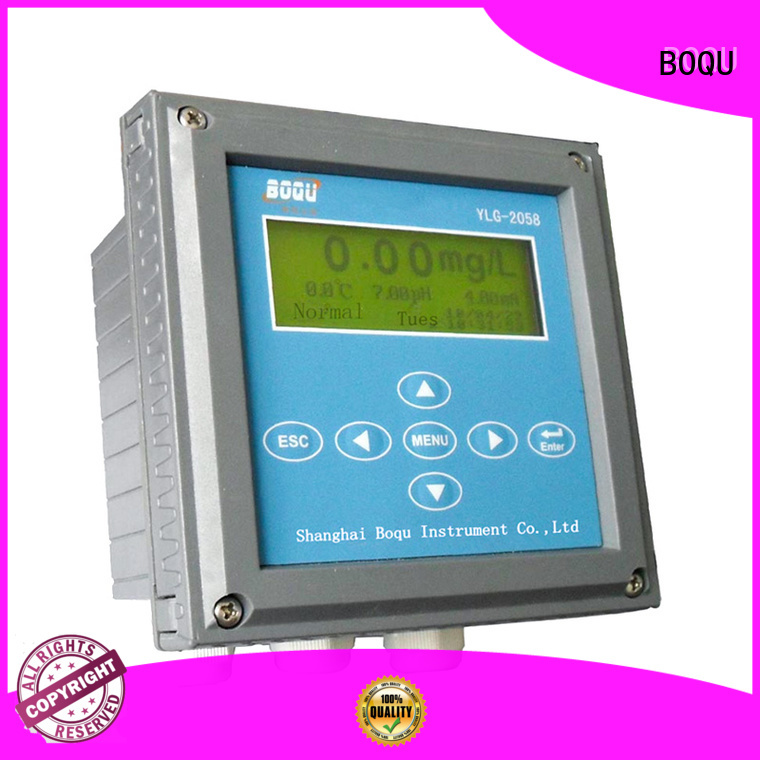 BOQU chlorine meter factory direct supply for water plants