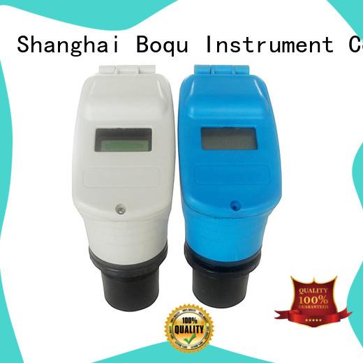 BOQU reliable ultrasonic level sensor factory direct supply for petroleum