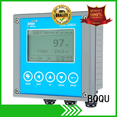 BOQU professional online conductivity meter from China for foodstuff