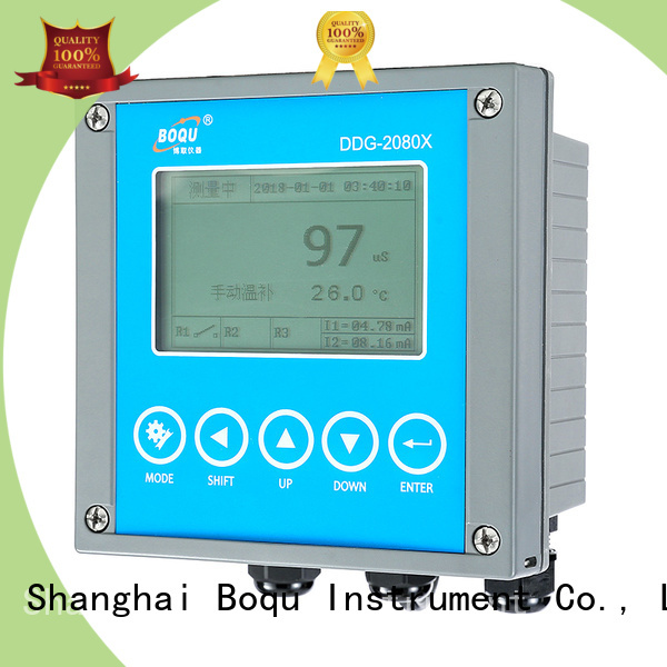 BOQU conductivity meter factory direct supply for fermentation