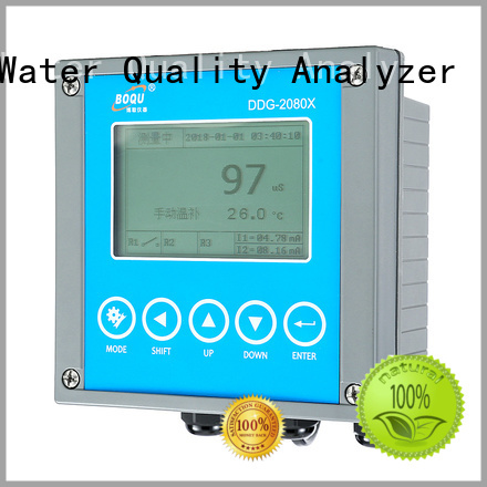 BOQU salinity meter wholesale for waste water