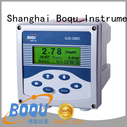 BOQU intelligent acid concentration meter series for water plant