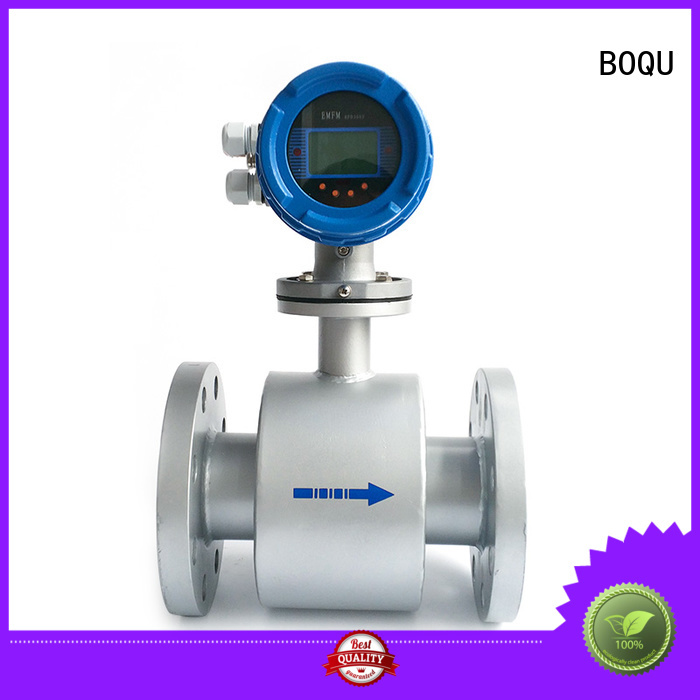 stable magnetic flow meter from China for wastewater applications