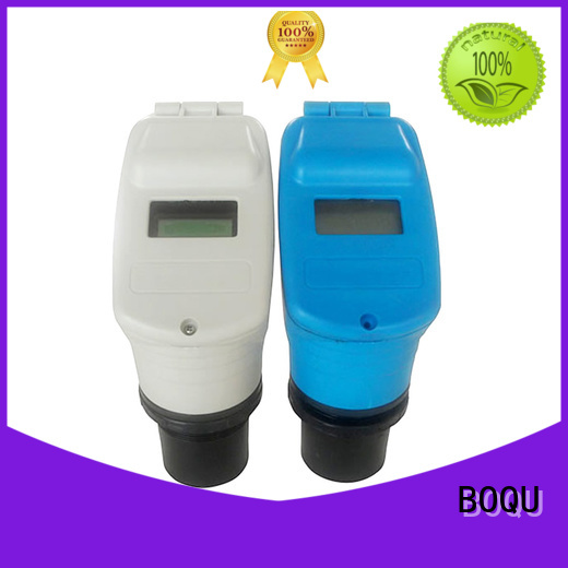 BOQU ultrasonic level sensor wholesale for water treatment