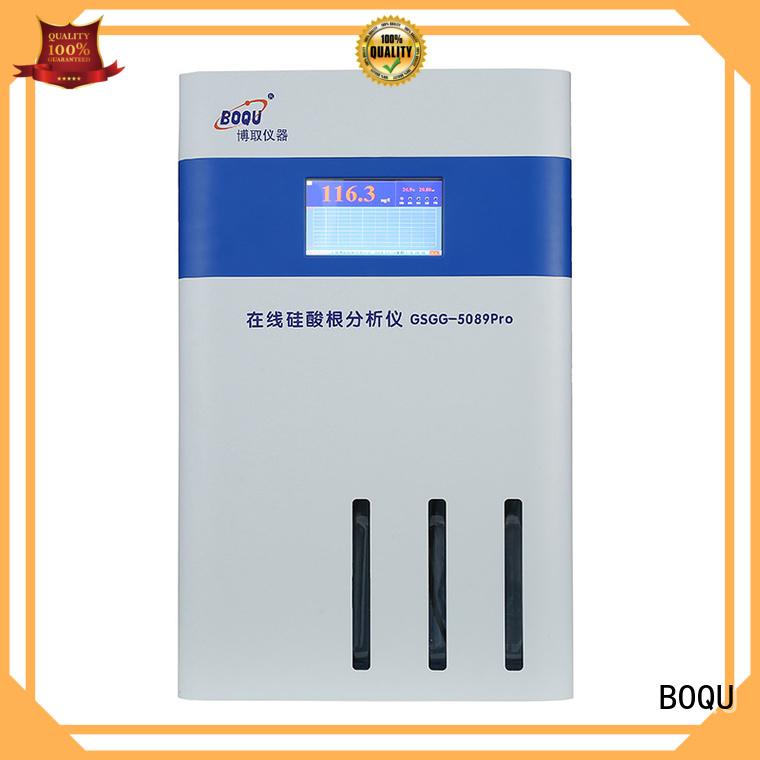 BOQU online silica analyzer manufacturer for pure water treatment