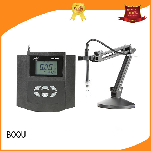 automatic benchtop conductivity meter factory direct supply for biochemical industry