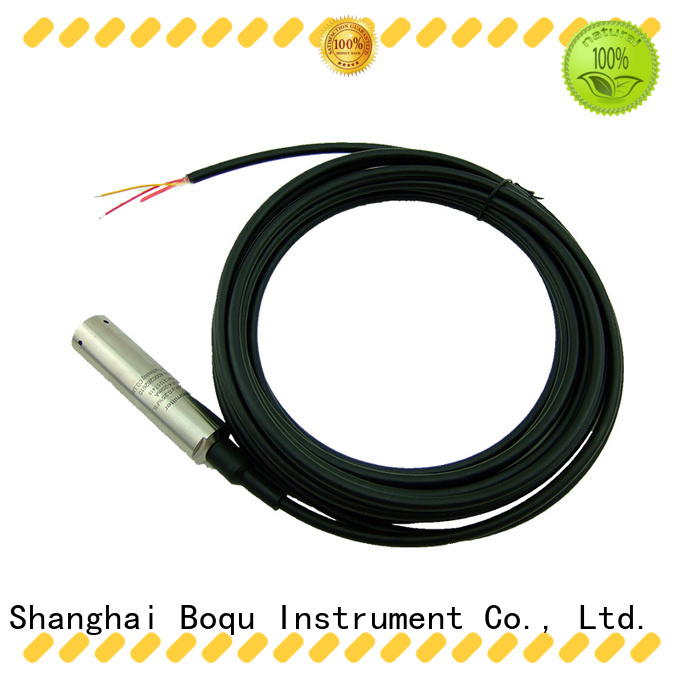 BOQU compatible submersible level transmitter factory direct supply for drainage