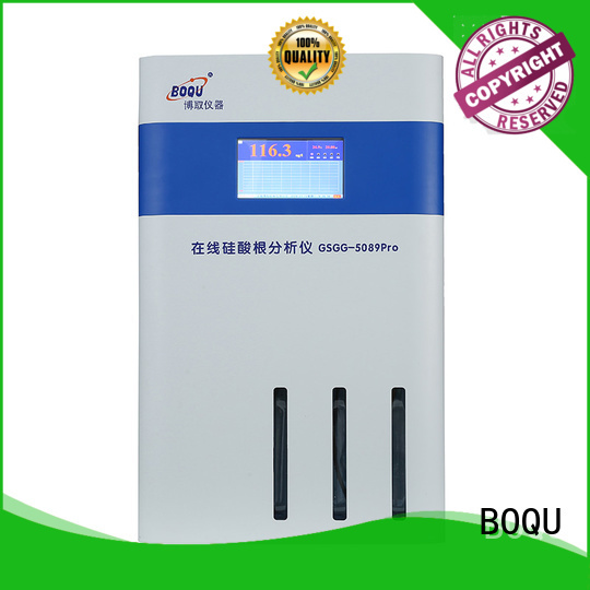 BOQU silica analyzer wholesale for water quality monitoring