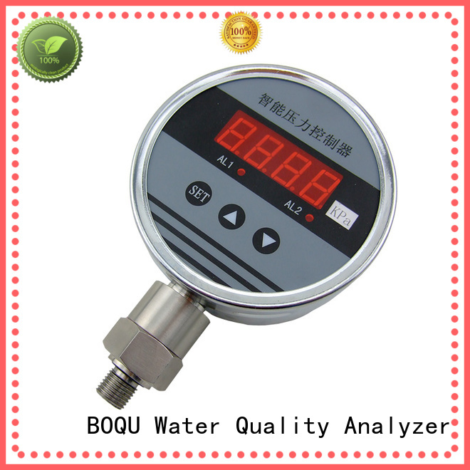 BOQU easy debugging pressure controller wholesale for chemical