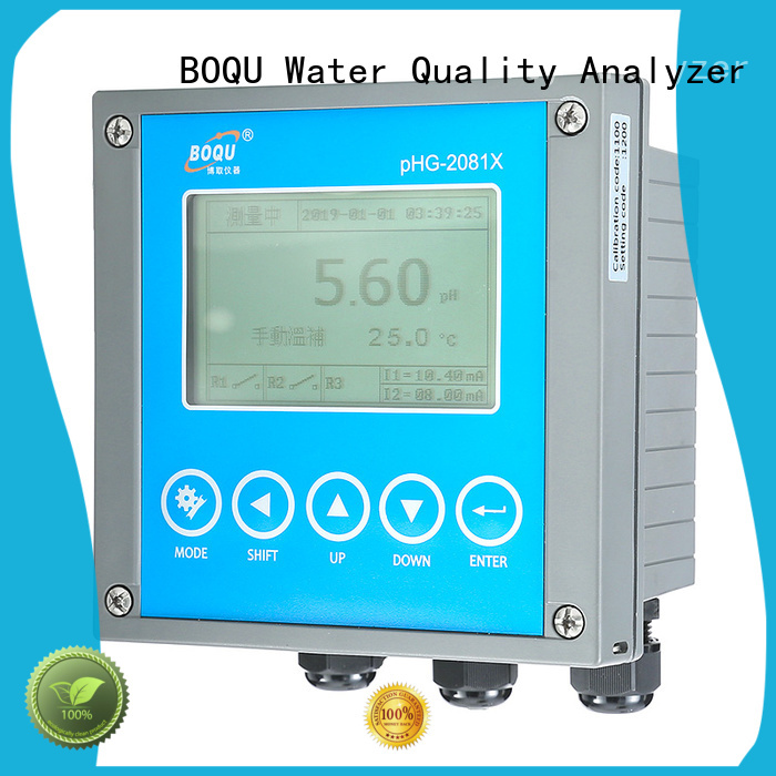 BOQU orp controller wholesale for blood chemistry