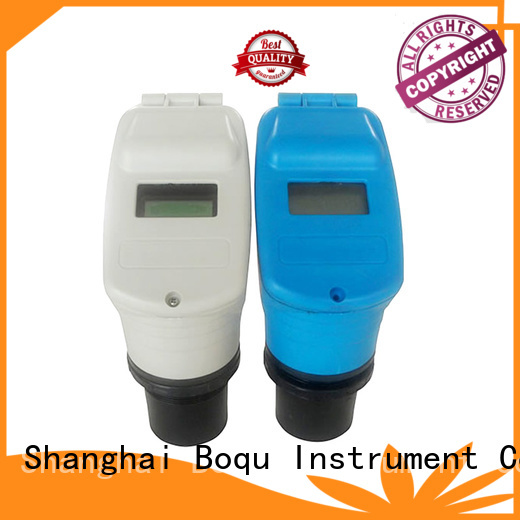 ultrasonic level meter series for food processing industries BOQU