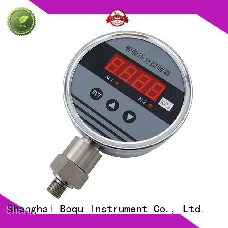 flexible digital pressure gauge from China for machinery hydraulic system