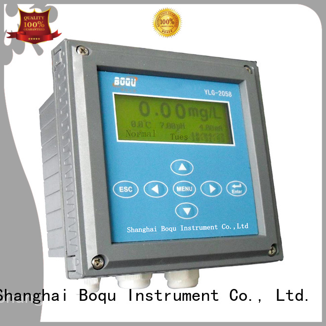 BOQU waterproof online chlorine analyzer for water plants