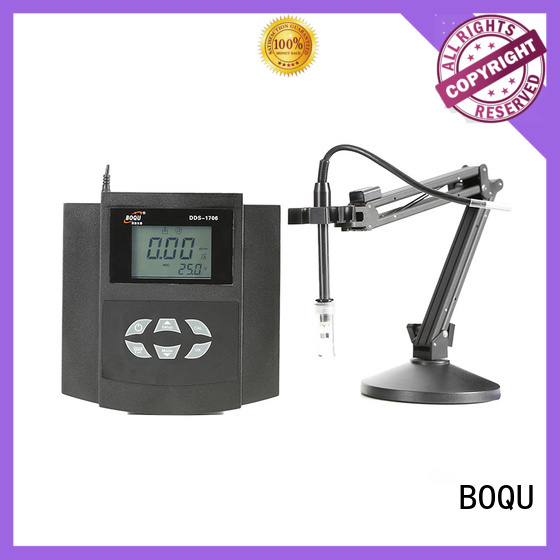 BOQU accurate benchtop conductivity meter directly sale for biochemical industry