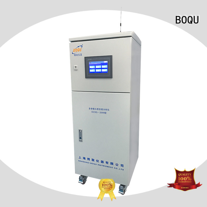 automatic water quality meter with good price for industrial rivers