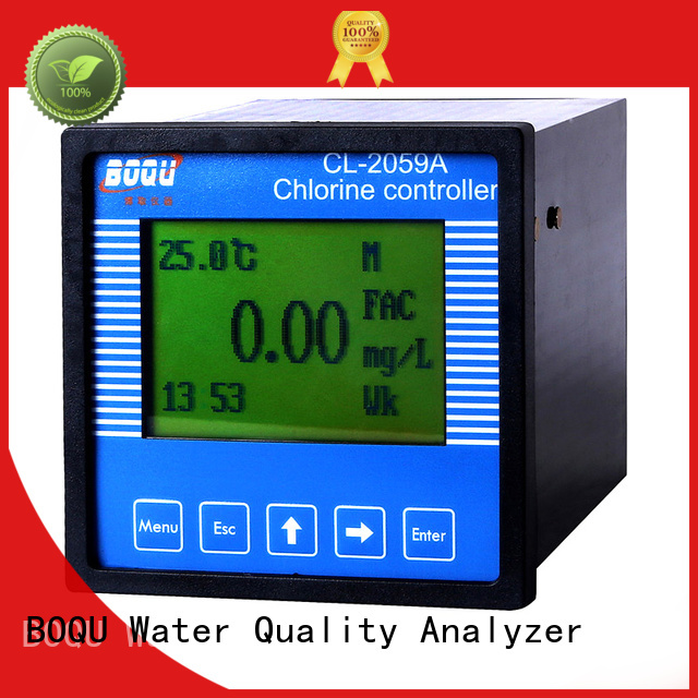 BOQU chlorine meter manufacturer for water analysis