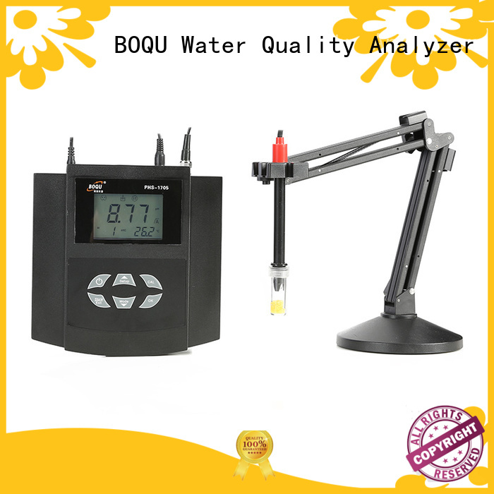 stable lab ph meter manufacturer for foodstuff