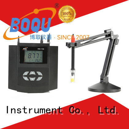 intelligent lab ph meter factory direct supply for biochemical