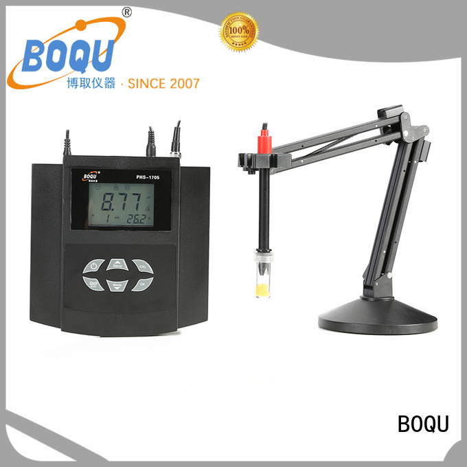 BOQU lab ph meter directly sale for pharmaceutical