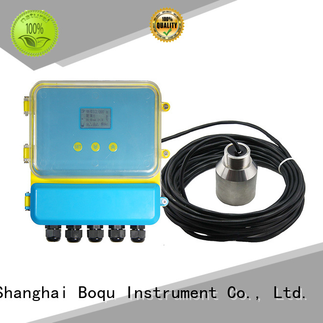 BOQU sludge interface meter supplier for river channel