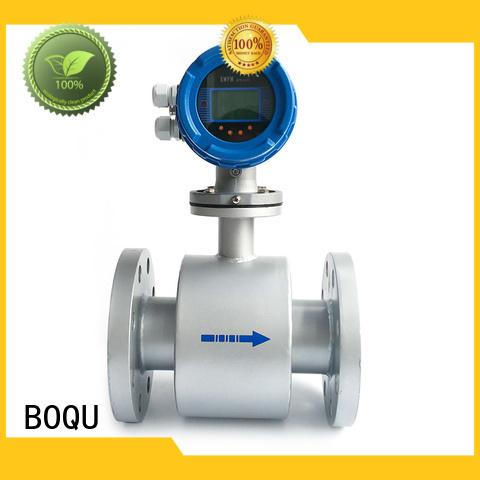 BOQU intelligent magnetic flow meter wholesale for dirty liquid