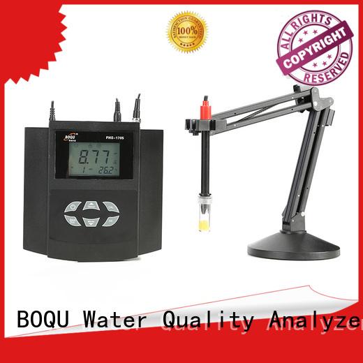 BOQU intelligent lab ph meter wholesale for lab testing