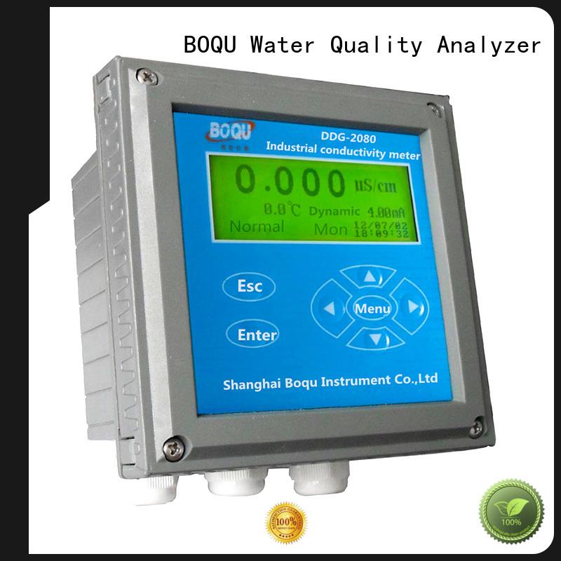 BOQU portable industrial conductivity meter for fermentation