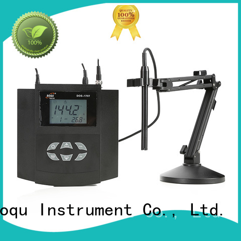 BOQU durable laboratory dissolved oxygen meter series for condensate water,