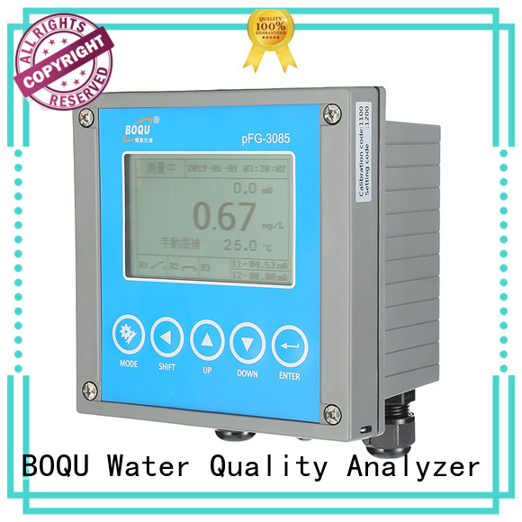 BOQU long life water hardness meter factory direct supply for power plant