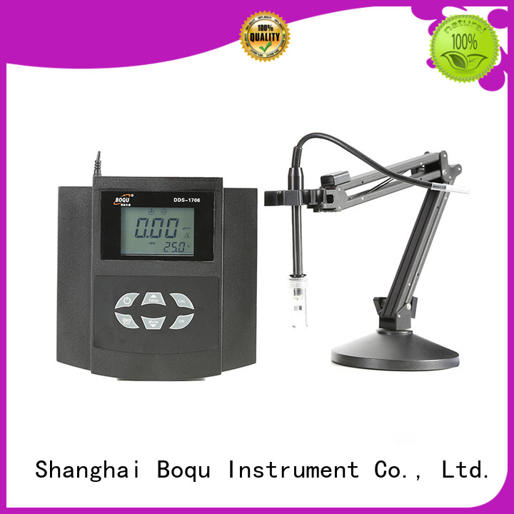 BOQU benchtop conductivity meter manufacturer for thermal power plants