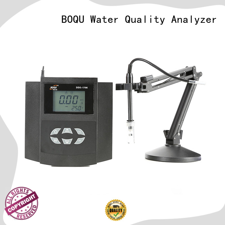 BOQU automatic benchtop conductivity meter directly sale for metallurgy
