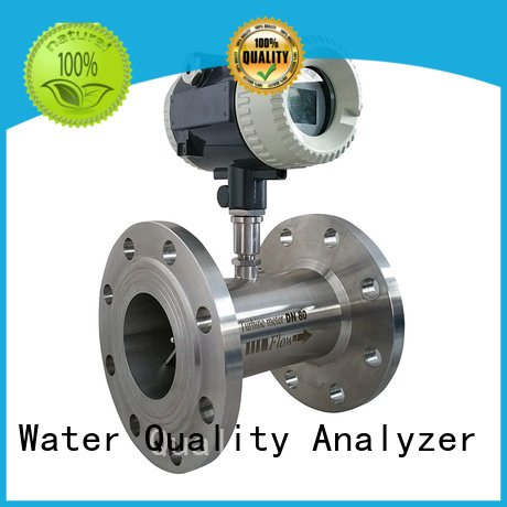BOQU turbine flowmeter from China for food industry