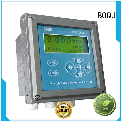 BOQU cost-effective online turbidity meter factory direct supply for water station