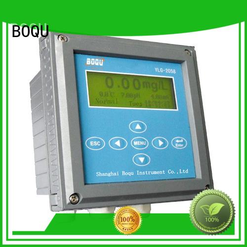 BOQU residual chlorine meter series for water plants