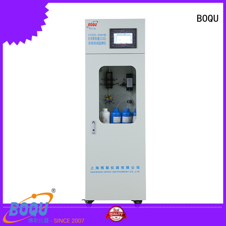BOQU cod analyser series for surface water