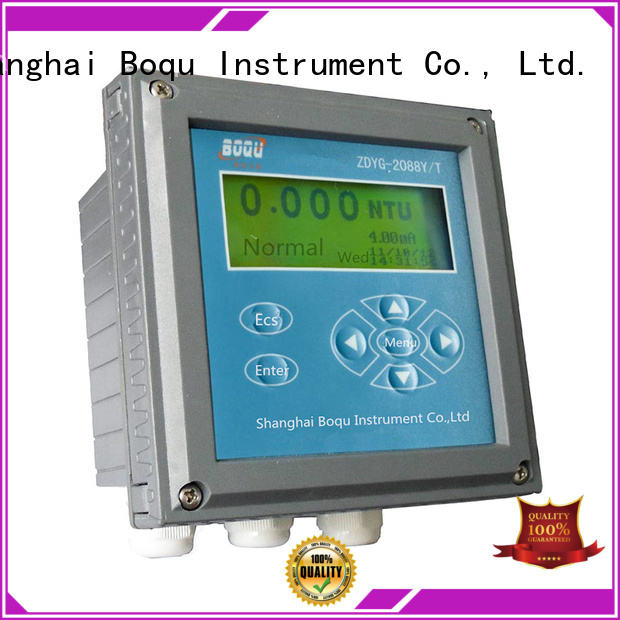 BOQU stable online turbidity meter wholesale for farming