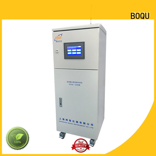 advanced water quality meter factory direct supply for river channel