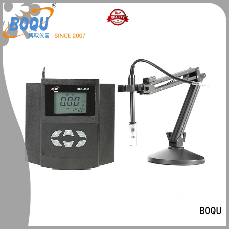 BOQU benchtop conductivity meter directly sale for thermal power plants