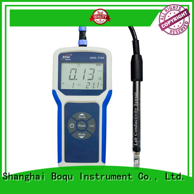 efficient portable conductivity meter directly sale for environmental monitoring