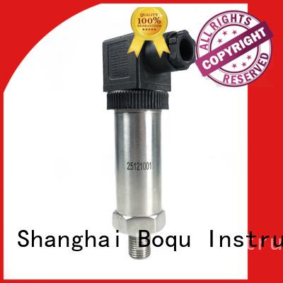 BOQU quality pressure transducer directly sale for liquids