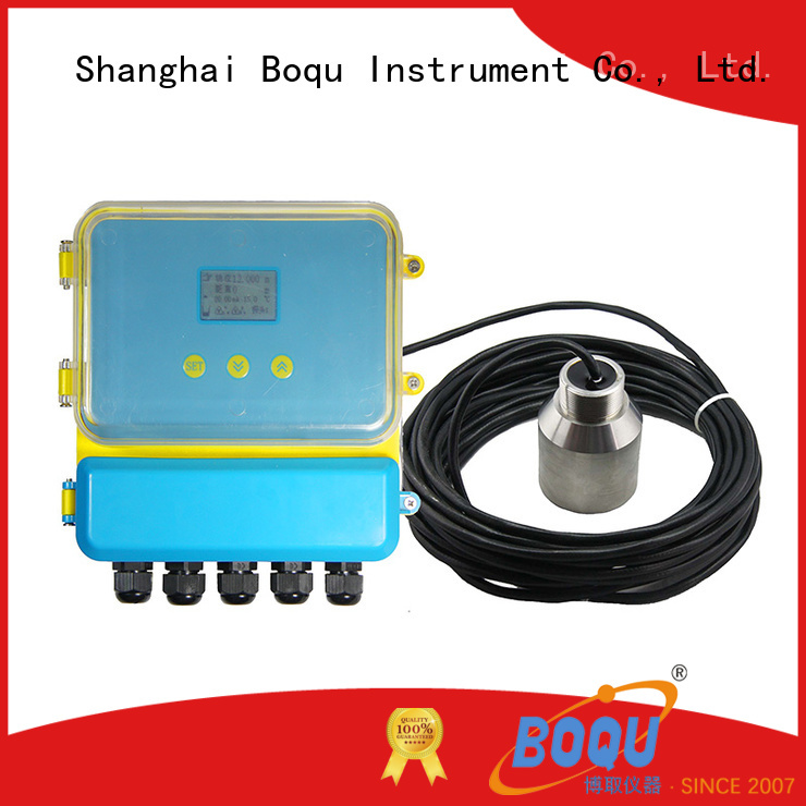 easy to install sludge interface meter supplier for sewage treatment