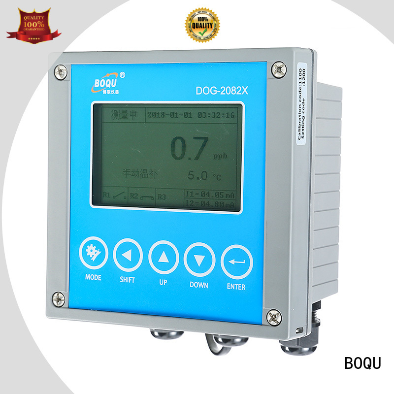 multifunctional dissolved oxygen analyzerfrom Chinafor water quality